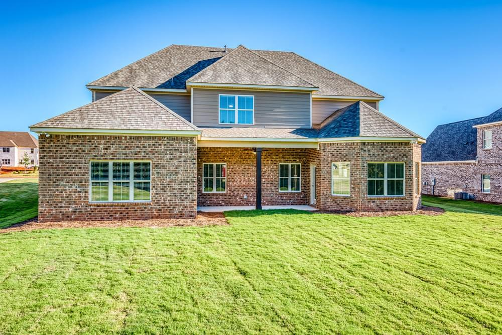 Exterior featured in the Stallworth By Stone Martin Builders in Montgomery, AL