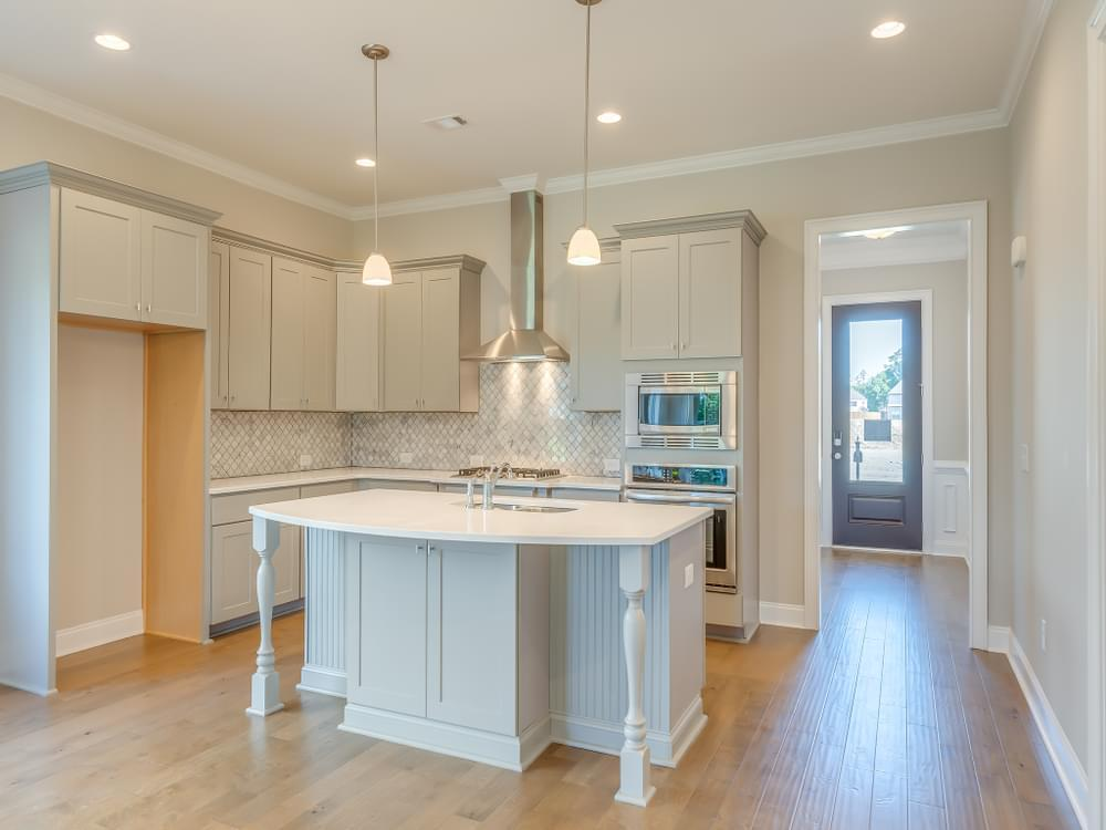 Kitchen featured in the Sterling By Stone Martin Builders in Dothan, AL
