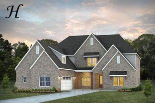 Stonington - Eastview: Madison, Alabama - Stone Martin Builders