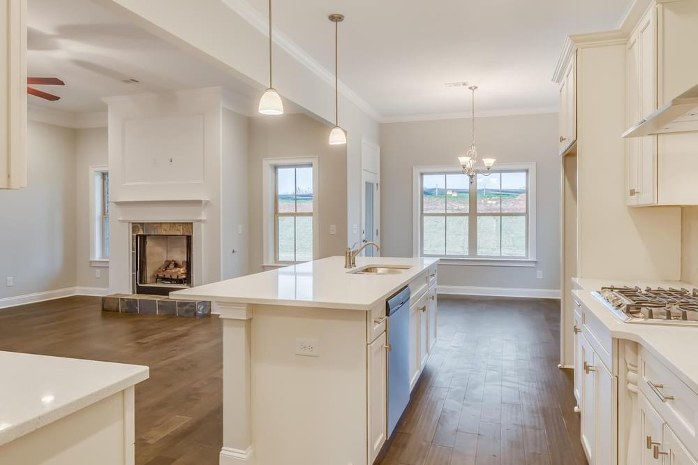 Kitchen featured in the Sutherland By Stone Martin Builders in Huntsville, AL