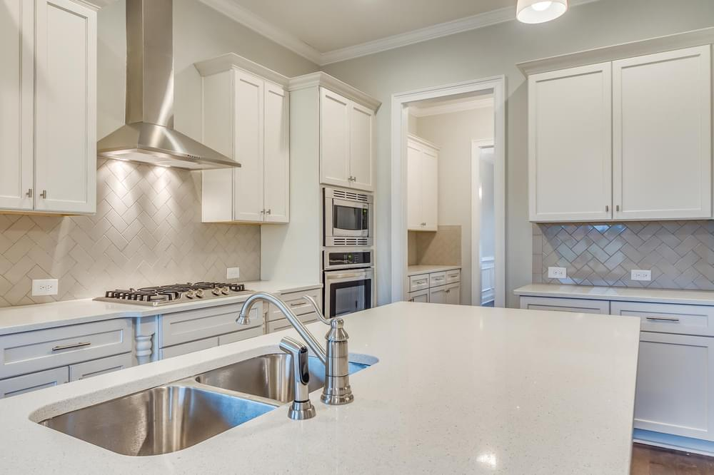 Kitchen featured in the Sutherland By Stone Martin Builders in Auburn-Opelika, AL