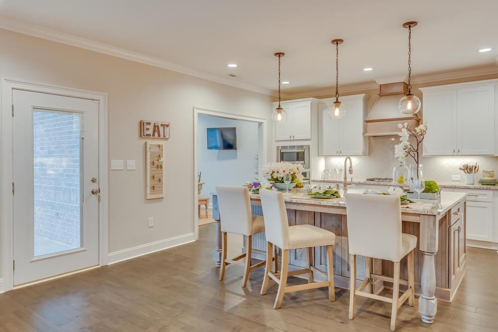 Kitchen featured in the Wakefield II By Stone Martin Builders in Montgomery, AL