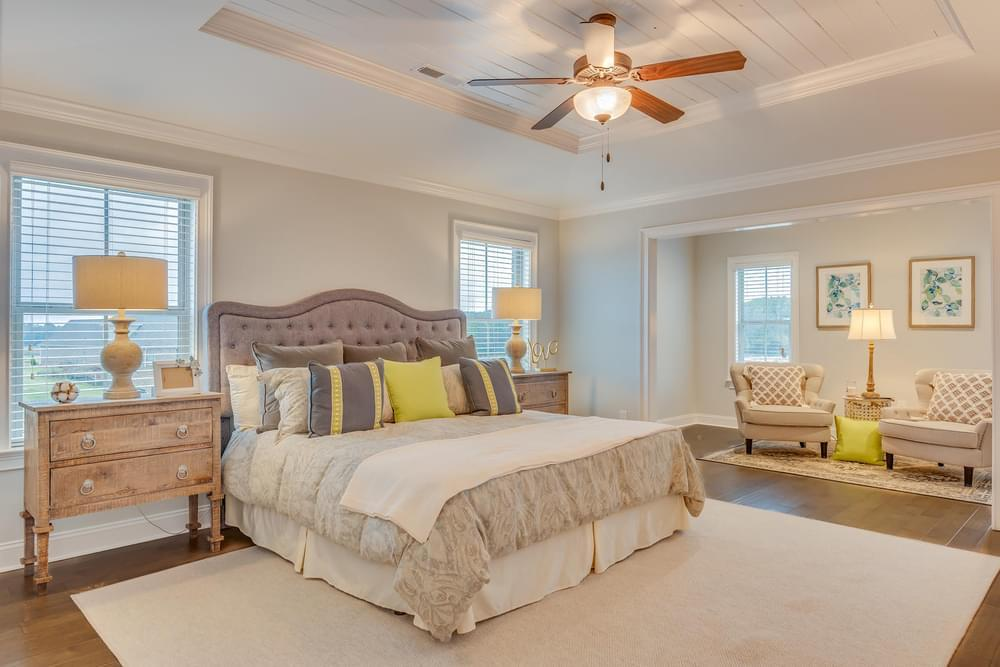 Bedroom featured in the Wakefield II By Stone Martin Builders in Montgomery, AL