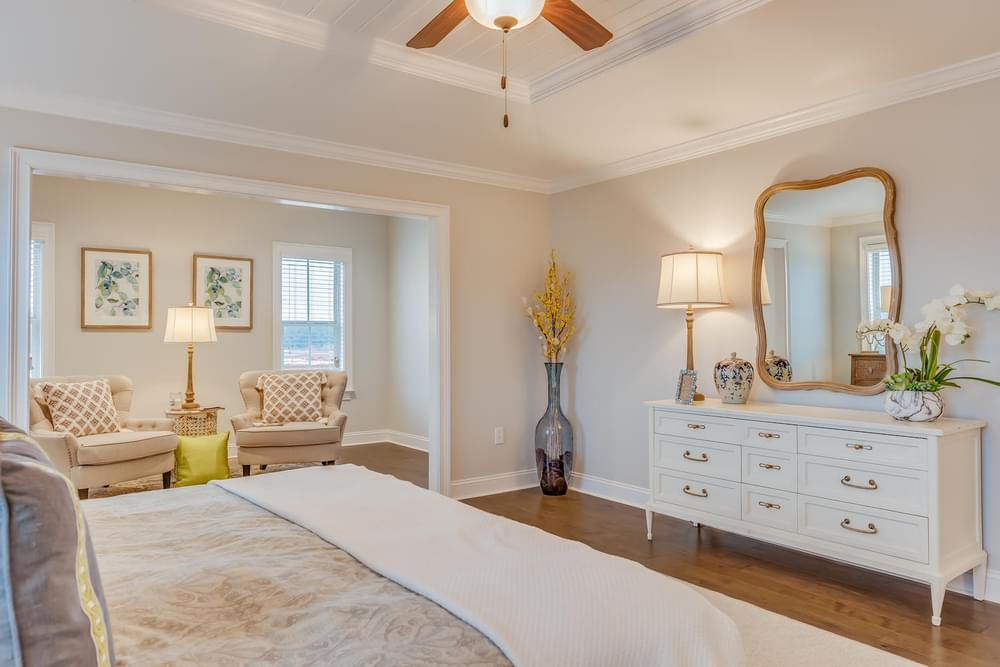 Bedroom featured in the Wakefield II By Stone Martin Builders in Columbus, GA