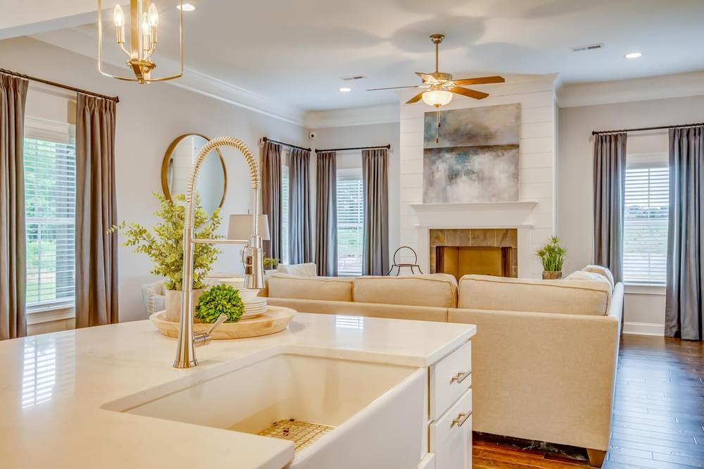 Living Area featured in the Walden By Stone Martin Builders in Montgomery, AL
