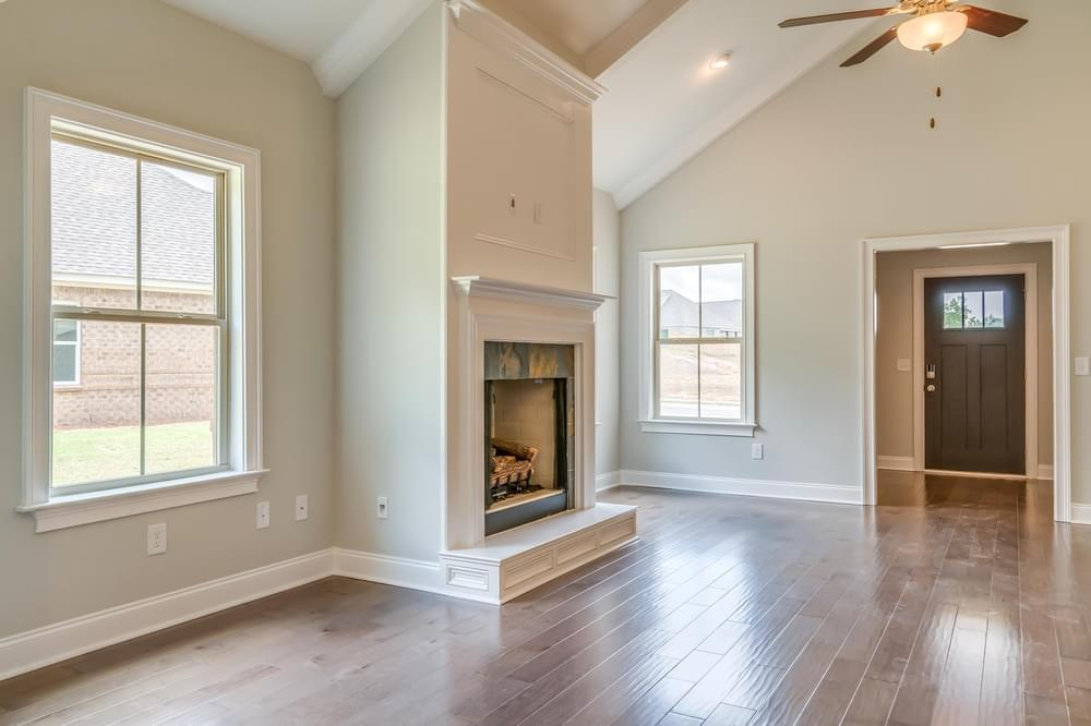 Living Area featured in the Glenwood By Stone Martin Builders in Montgomery, AL