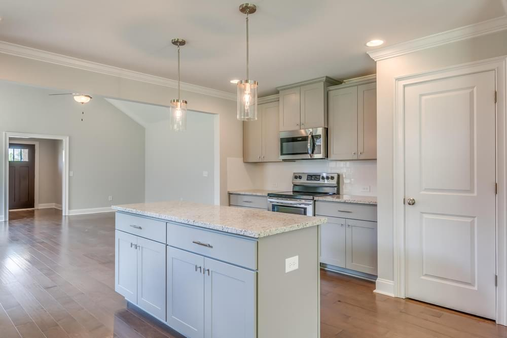 Kitchen featured in the Glenwood By Stone Martin Builders in Montgomery, AL