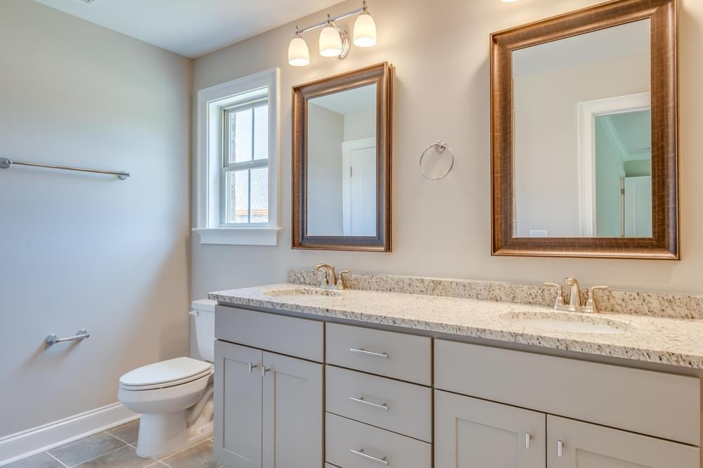 Bathroom featured in the Glenwood By Stone Martin Builders in Montgomery, AL