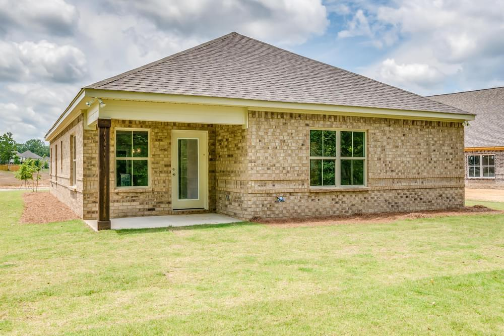 Exterior featured in the Glenwood By Stone Martin Builders in Montgomery, AL
