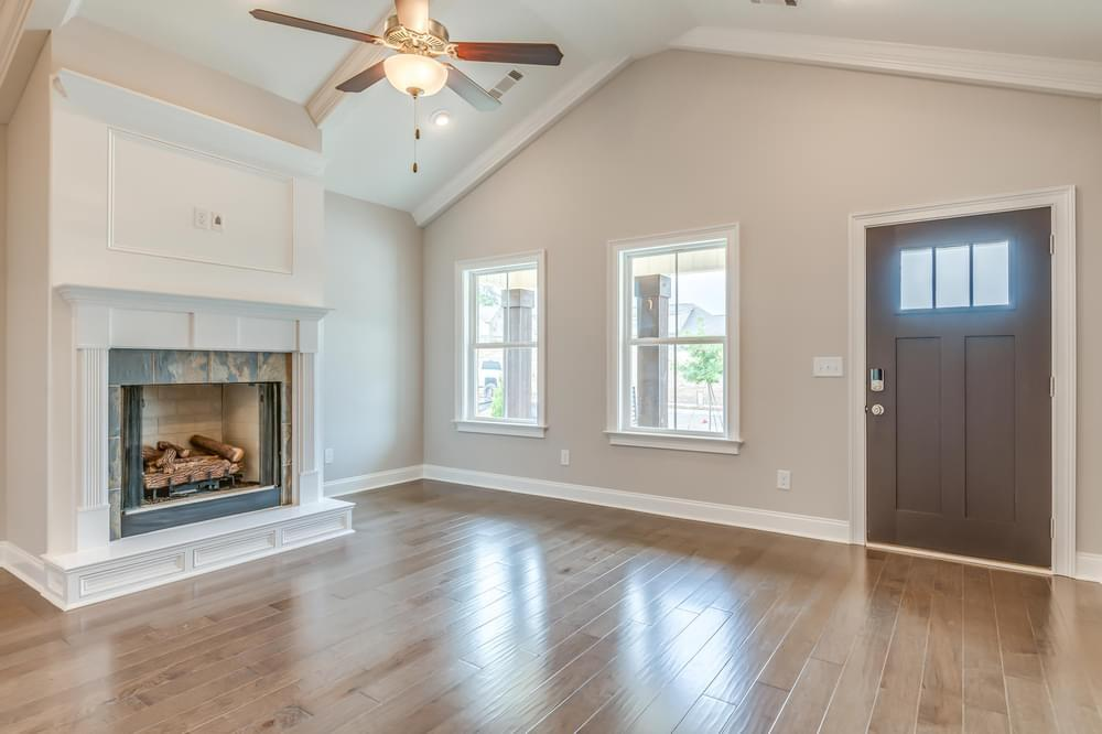 Living Area featured in the Kendrick By Stone Martin Builders in Dothan, AL