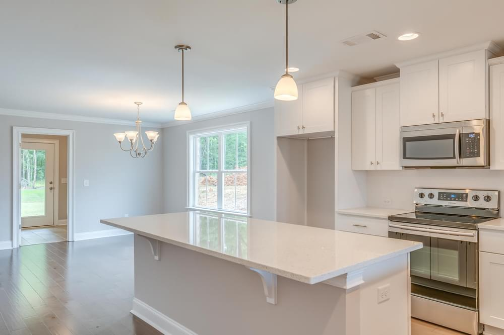 Kitchen featured in the Kendrick By Stone Martin Builders in Dothan, AL