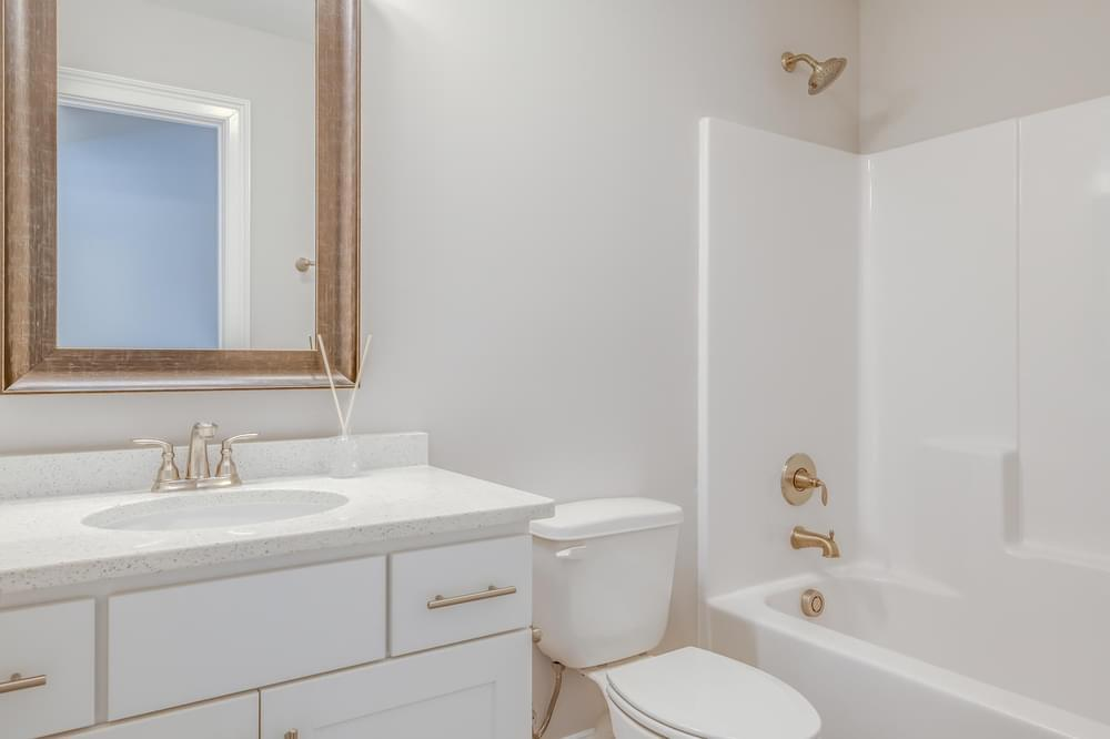Bathroom featured in the Kendrick By Stone Martin Builders in Dothan, AL