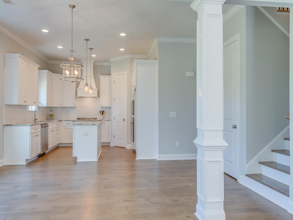 Kitchen featured in the Deerfield By Stone Martin Builders in Montgomery, AL