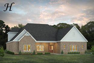 Morningside II - The Crossings: Madison, Alabama - Stone Martin Builders