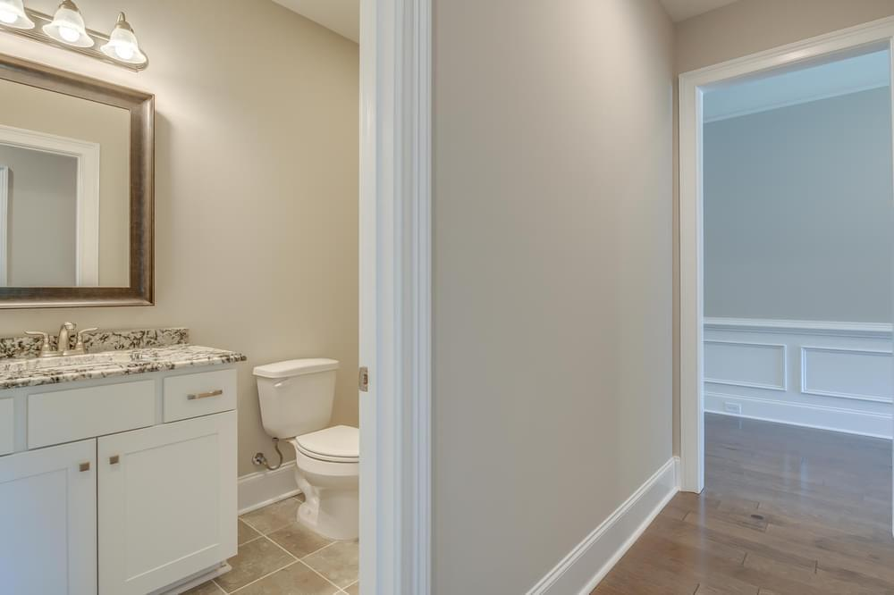 Bathroom featured in the Morningside II By Stone Martin Builders in Montgomery, AL