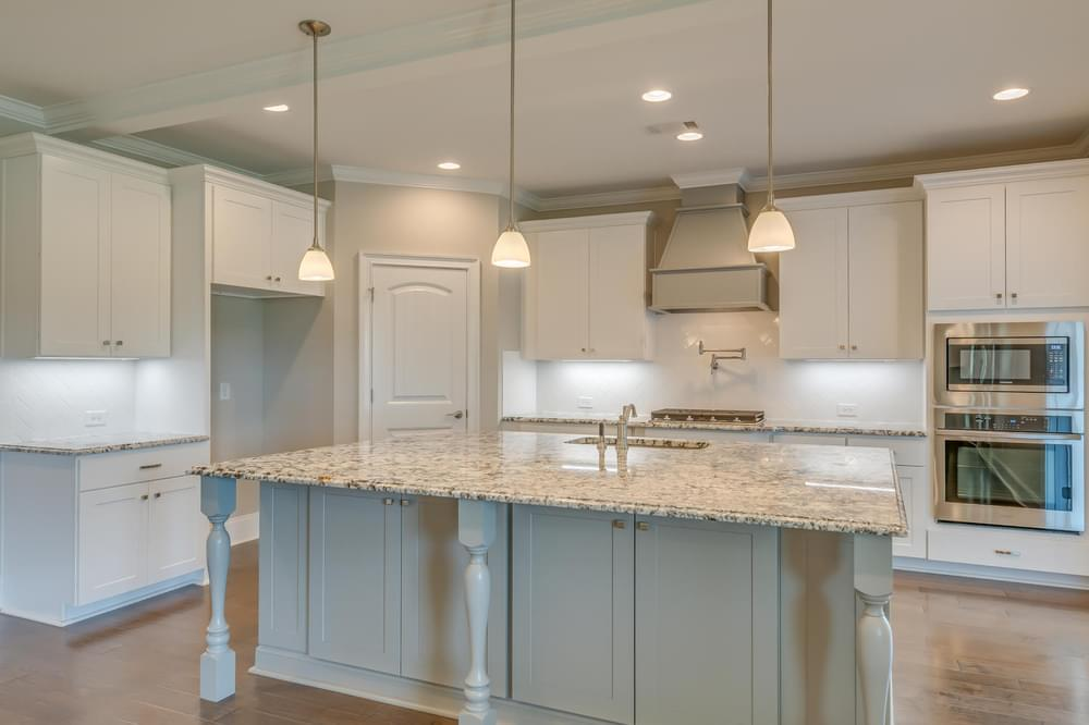 Kitchen featured in the Morningside II By Stone Martin Builders in Columbus, GA