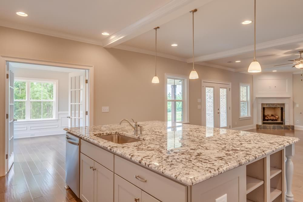 Kitchen featured in the Morningside II By Stone Martin Builders in Montgomery, AL