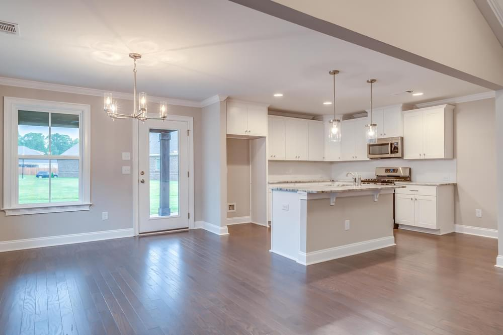 Kitchen featured in the Sherfield By Stone Martin Builders in Montgomery, AL