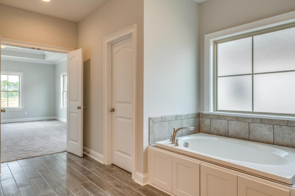 Bathroom featured in the Dogwood II By Stone Martin Builders in Montgomery, AL