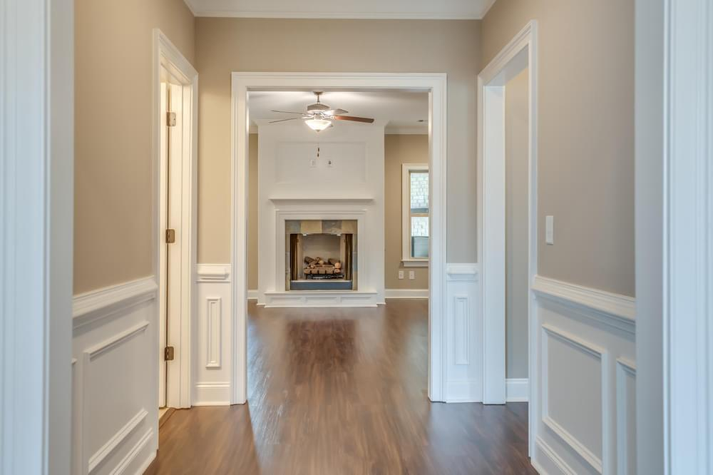 Living Area featured in the Newcastle II By Stone Martin Builders in Montgomery, AL