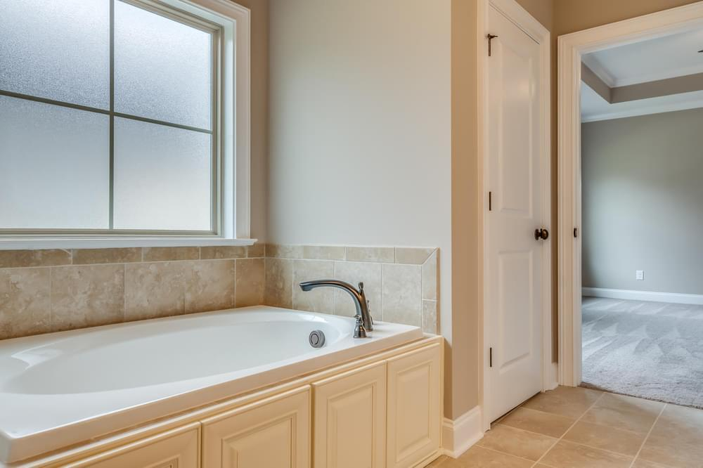 Bathroom featured in the Newcastle II By Stone Martin Builders in Montgomery, AL