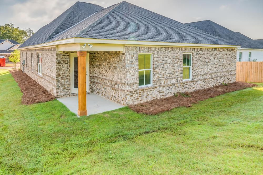 Exterior featured in the Lenox By Stone Martin Builders in Montgomery, AL