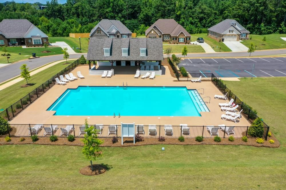 'The Cove at Towne Lake' by Stone Martin Builders in Auburn-Opelika