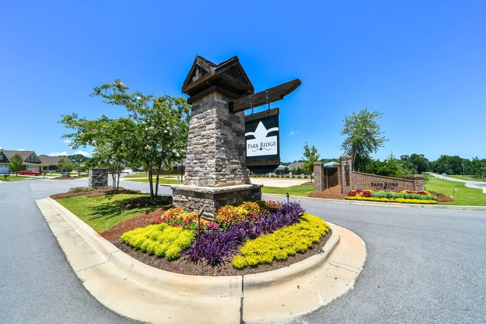 'Park Ridge' by Stone Martin Builders in Dothan