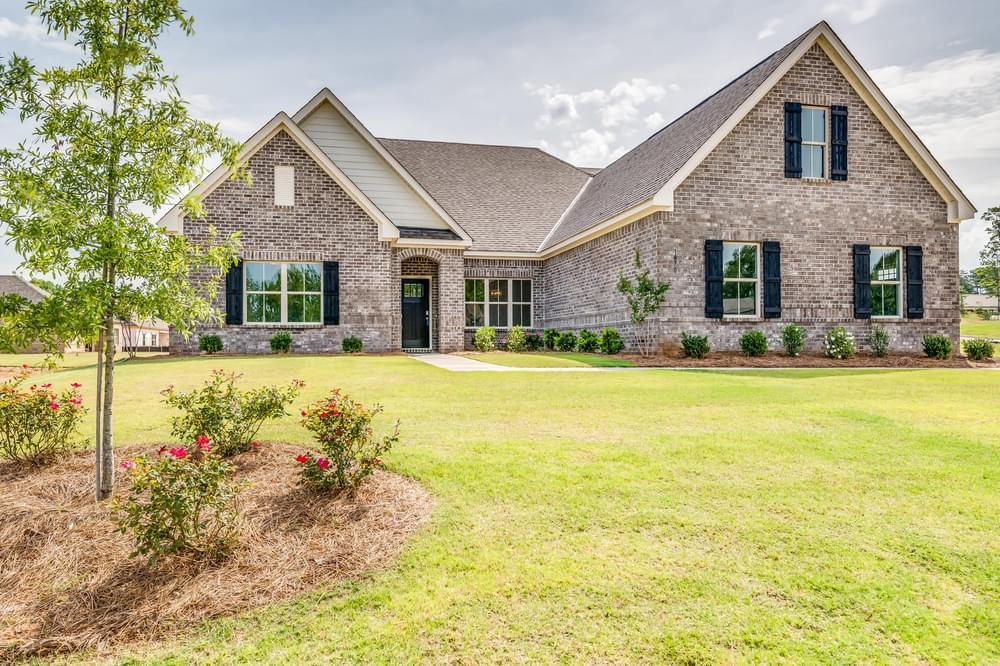 Exterior featured in the Hartwell By Stone Martin Builders in Auburn-Opelika, AL