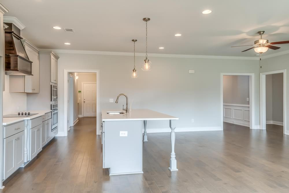 Kitchen featured in the Hartwell By Stone Martin Builders in Montgomery, AL