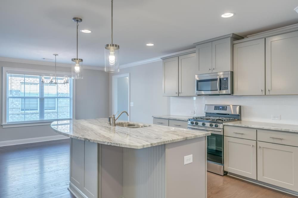 Kitchen featured in the Hampton By Stone Martin Builders in Columbus, GA
