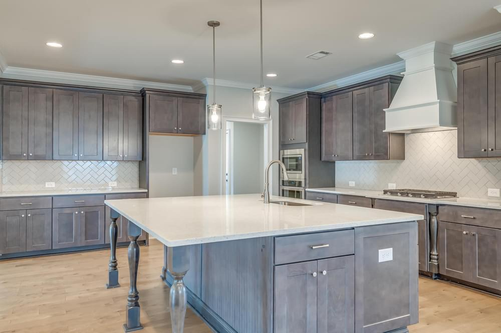Kitchen featured in the St. James By Stone Martin Builders in Auburn-Opelika, AL