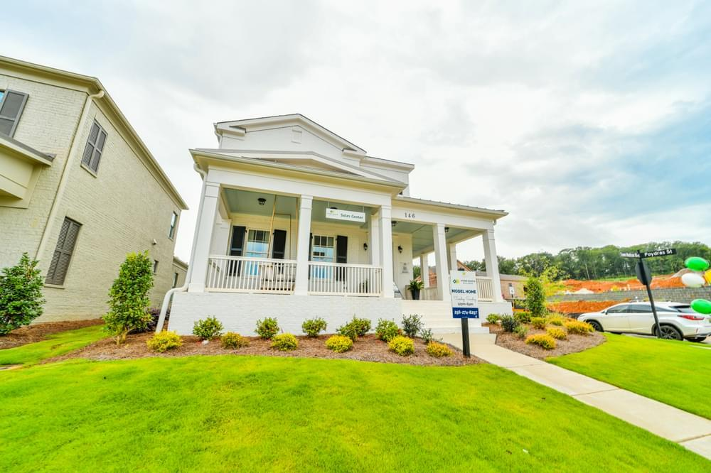 'Town Madison' by Stone Martin Builders in Huntsville