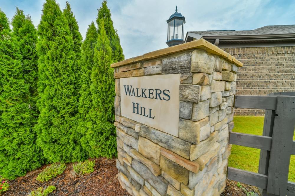 'Walker's Hill' by Stone Martin Builders in Huntsville