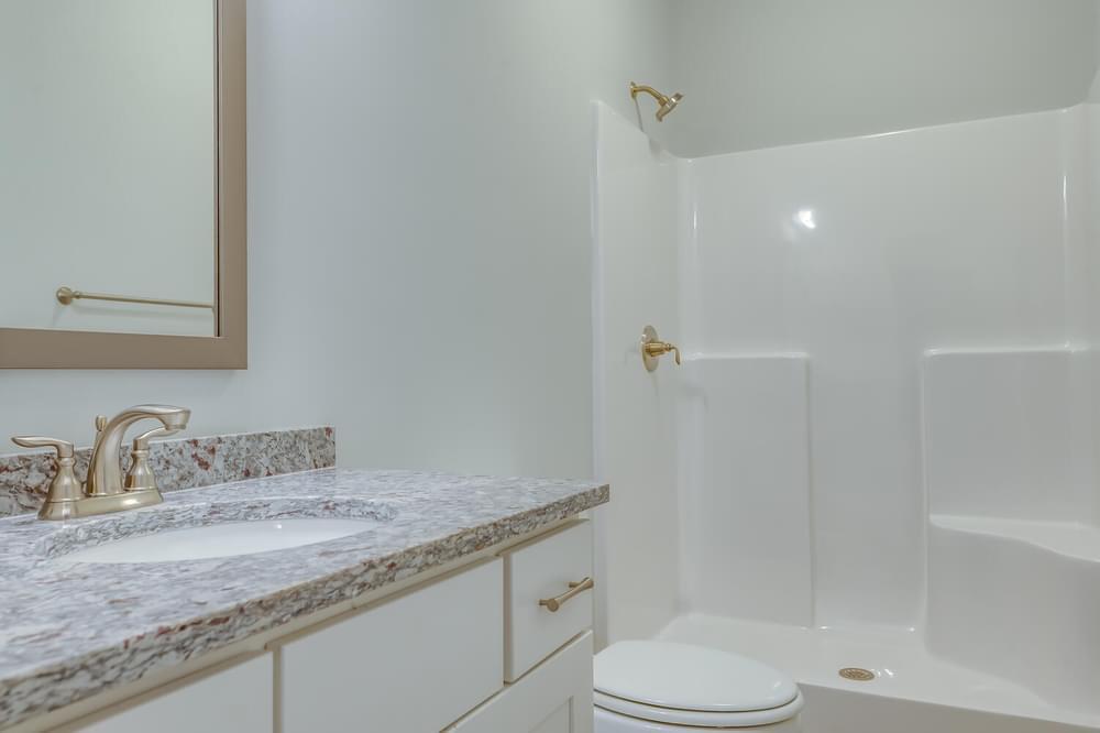 Bathroom featured in the Fairhope II By Stone Martin Builders in Huntsville, AL