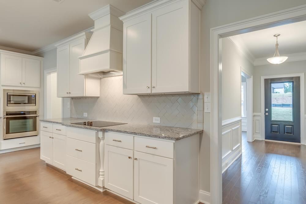 Kitchen featured in the Fairhope II By Stone Martin Builders in Huntsville, AL