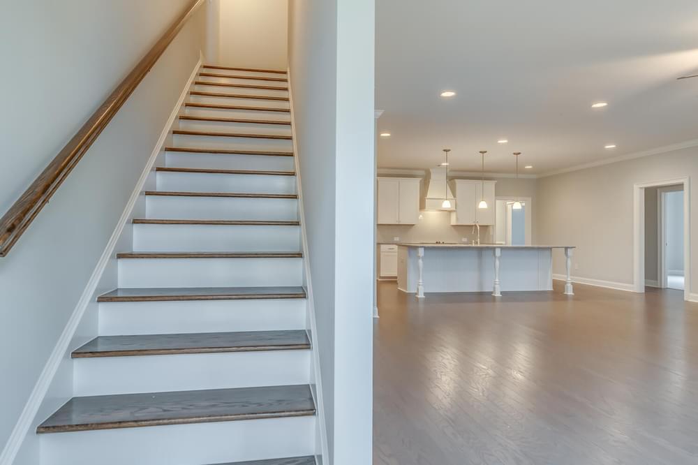 Living Area featured in the Fairhope II By Stone Martin Builders in Huntsville, AL