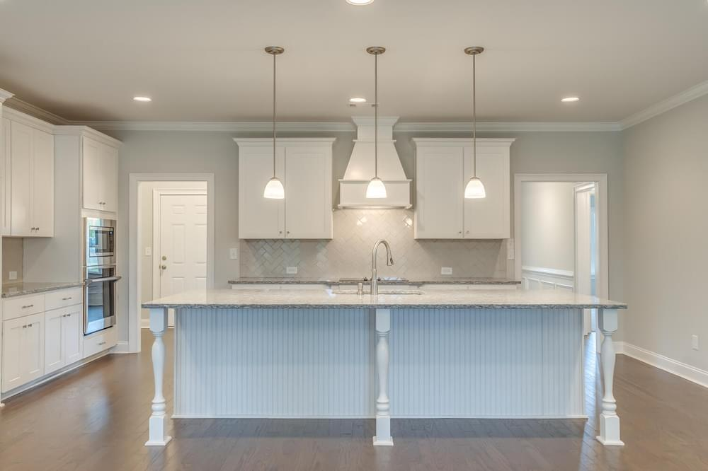 Kitchen featured in the Fairhope II By Stone Martin Builders in Montgomery, AL