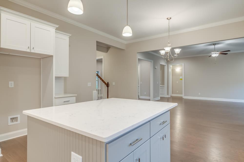 Kitchen featured in the Stonington By Stone Martin Builders in Huntsville, AL