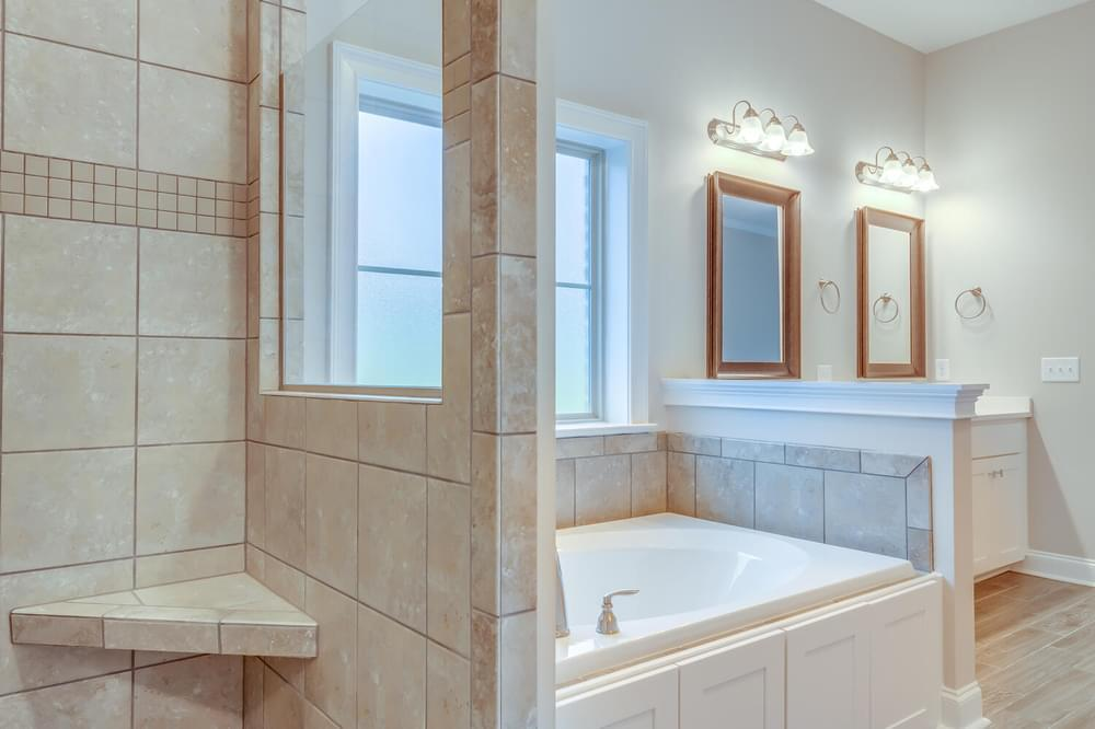 Bathroom featured in the Stonington By Stone Martin Builders in Huntsville, AL