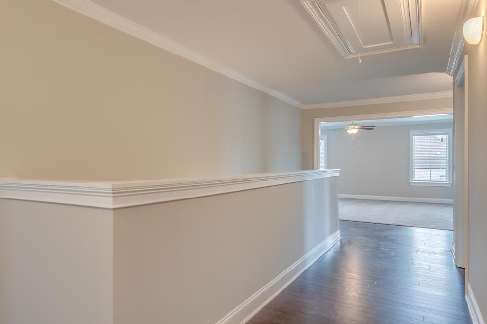 Living Area featured in the Ellington By Stone Martin Builders in Huntsville, AL