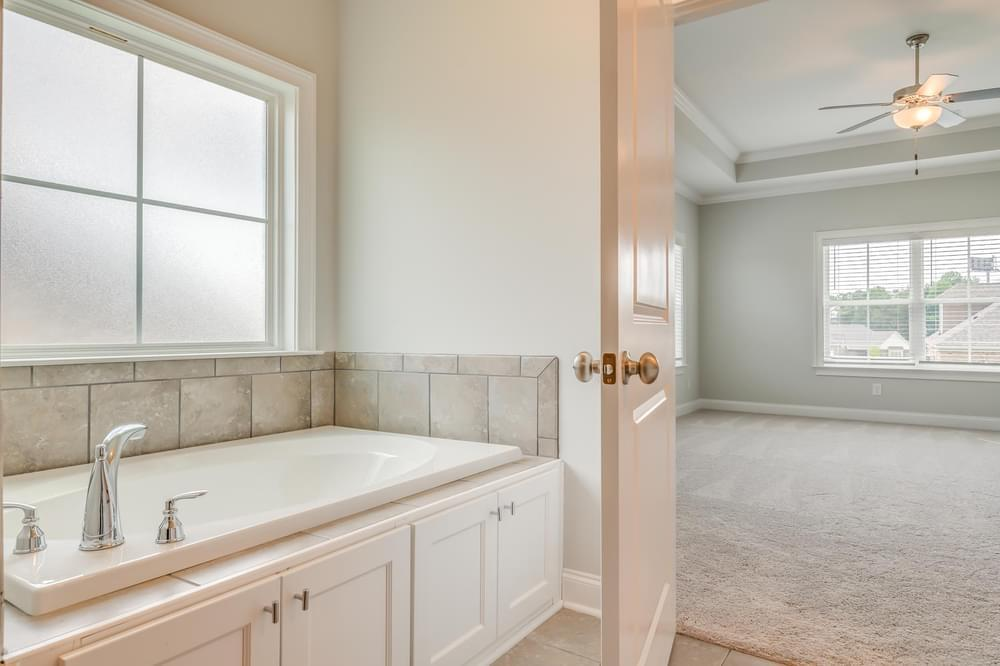 Bathroom featured in the Alexandria By Stone Martin Builders in Montgomery, AL