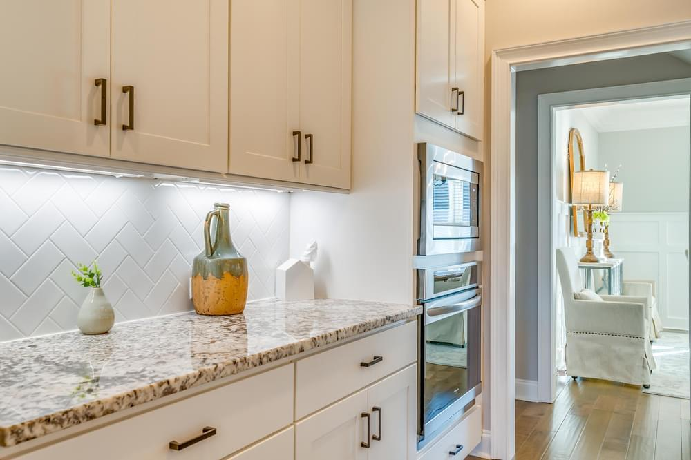 Kitchen featured in the Alexandria II By Stone Martin Builders in Montgomery, AL