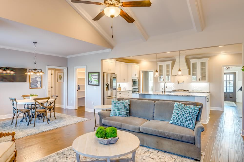 Living Area featured in the Alexandria II By Stone Martin Builders in Montgomery, AL