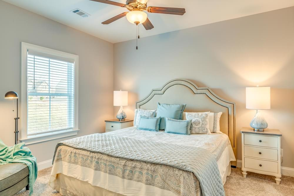 Bedroom featured in the Alexandria II By Stone Martin Builders in Columbus, GA
