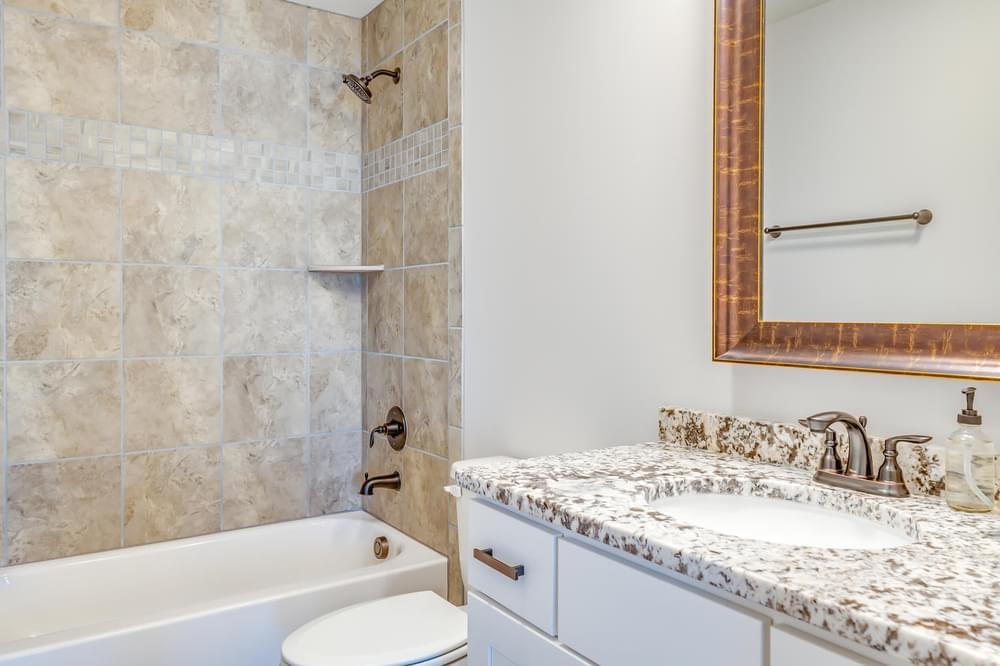 Bathroom featured in the Alexandria II By Stone Martin Builders in Montgomery, AL