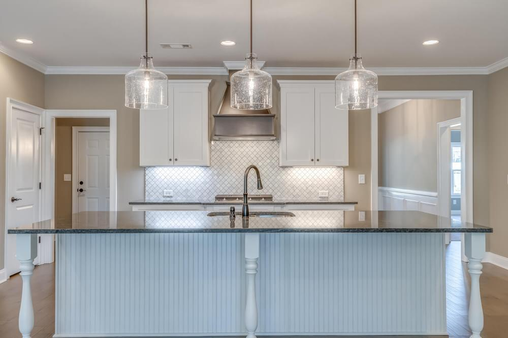 Kitchen featured in the Bainbridge By Stone Martin Builders in Montgomery, AL