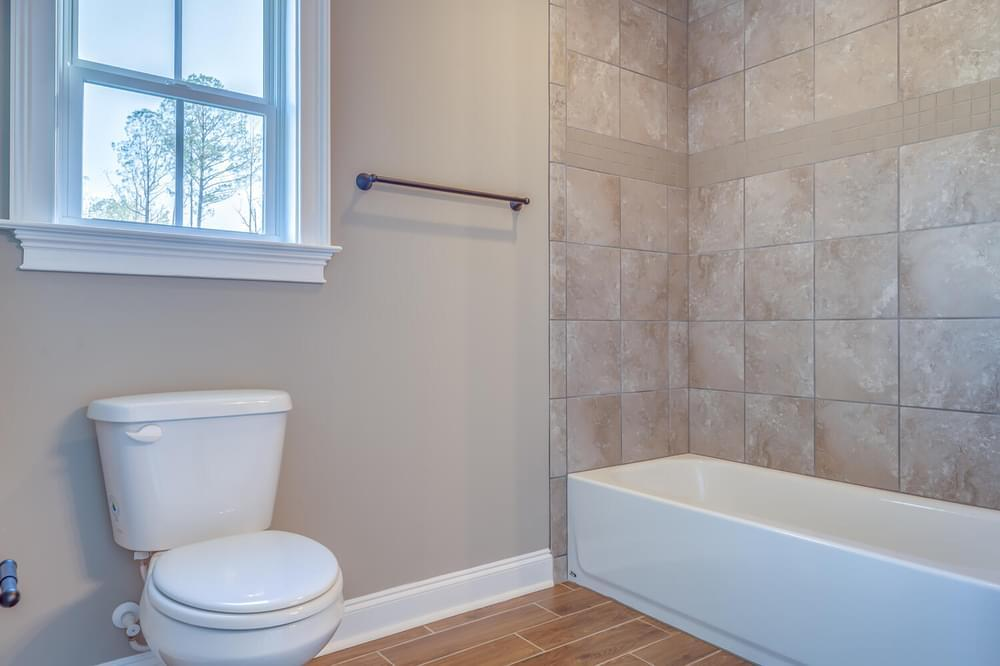 Bathroom featured in the Bainbridge By Stone Martin Builders in Montgomery, AL