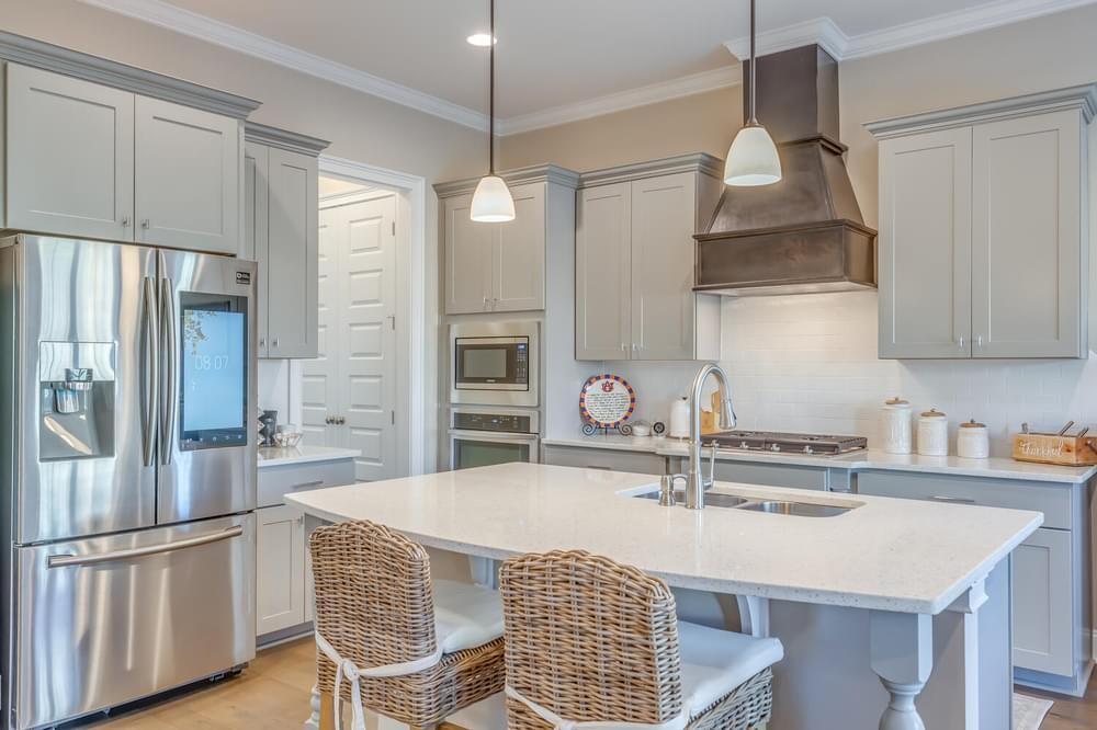Kitchen featured in the Endsleigh By Stone Martin Builders in Huntsville, AL