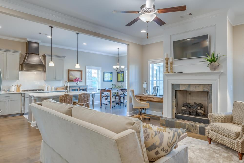 Living Area featured in the Endsleigh By Stone Martin Builders in Auburn-Opelika, AL